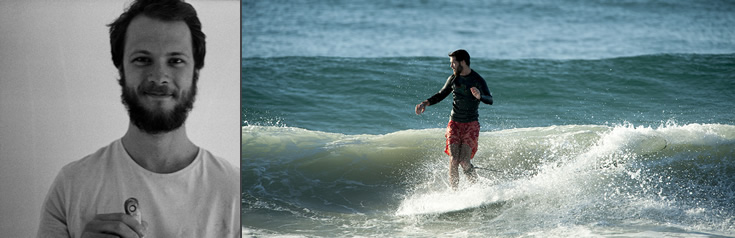 Samuel Morgan - Surf Physiotherapist